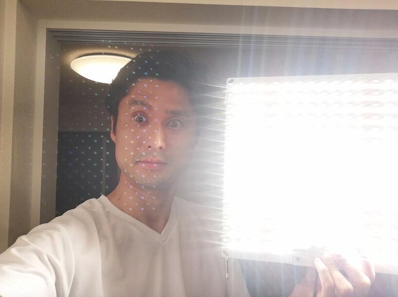 LEDパネル LED panel